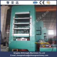 Wholesale Forklift Tyre , SolidTire Compression MoldingPress Machine 1000T from china suppliers