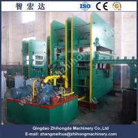 Wholesale 1800T Single Layer Vulcanizing Press for Making Rubber Mat/Flooring from china suppliers