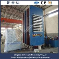 Wholesale 800T Multi-Layer Rubber Vulcanizing Press from china suppliers