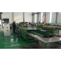 Wholesale Two cutter and V notch CTL Two cut a simple type transverse shear line from china suppliers