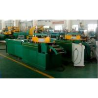 Wholesale Two cutter and V notch CTL Electric small transverse shear line from china suppliers