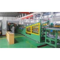 Wholesale Automatic cut two blunt silicon steel sheet two step type transverse shear line from china suppliers
