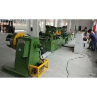 Wholesale Automatic stacking CTL Economic type two shear two stroke step type transverse shear line from china suppliers