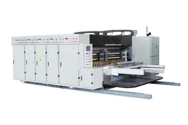 Quality ECONOMIC SPEED PRINTING SLOTTING AND DIE CUTTING MACHINE for sale