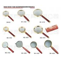 Wholesale Rose Wood Tube Magnifier & Bamboo & Maple from china suppliers