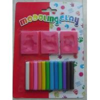 Wholesale stationary Name:modeling clay 12 colors & sculpting tools 120g from china suppliers