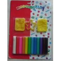 Wholesale stationary Name:modeling clay 12 colors & sculpting tools from china suppliers