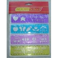 Wholesale stationary Name:4 pcs drawing set from china suppliers