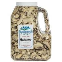 Dehydrated Vegetables Dried Mushrooms, Sliced (14 oz)