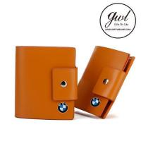 Wallet Creative Design Best Brown Leather Wallet with Logo for Mens Gifts