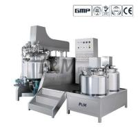 PVM-A Bottom Homogenizer Emulsifying Mixer