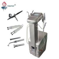 Wholesale Skin Care machine Needle free vacuum vertical skin oxygen injection machineTM-613 from china suppliers