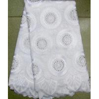 Wholesale Pre-sale Free Shipping White High quality wedding lace from china suppliers