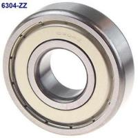 Wholesale Solid Grease ZZ Seal Type Deep Groove Ball Bearing 6304ZZ 20x52x15mm from china suppliers