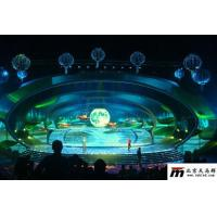 The stage hd LED display system solutions