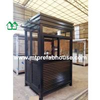 Prefabricated Sentry box