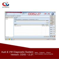 Diag Tool Audi & VW Diagnostic System Version: ODIS  2.27