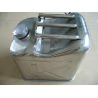 Wholesale ALLWELL Metal Products  Stainless steel gasoline barrel from china suppliers